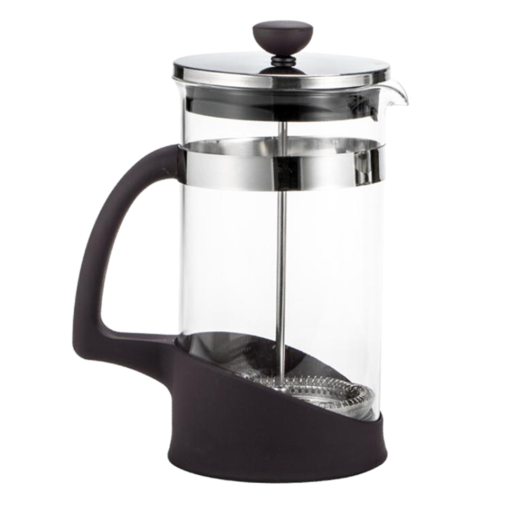 French Press Pot Coffee Plunger Tea Maker Cafetera Canister Stoneware