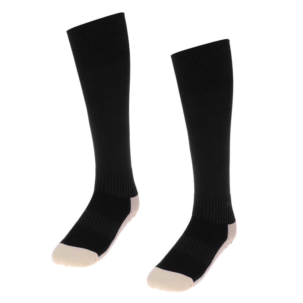 Absorb Sweat Football Socks Rugby Hockey Sports Soccer Long Socks Stockings