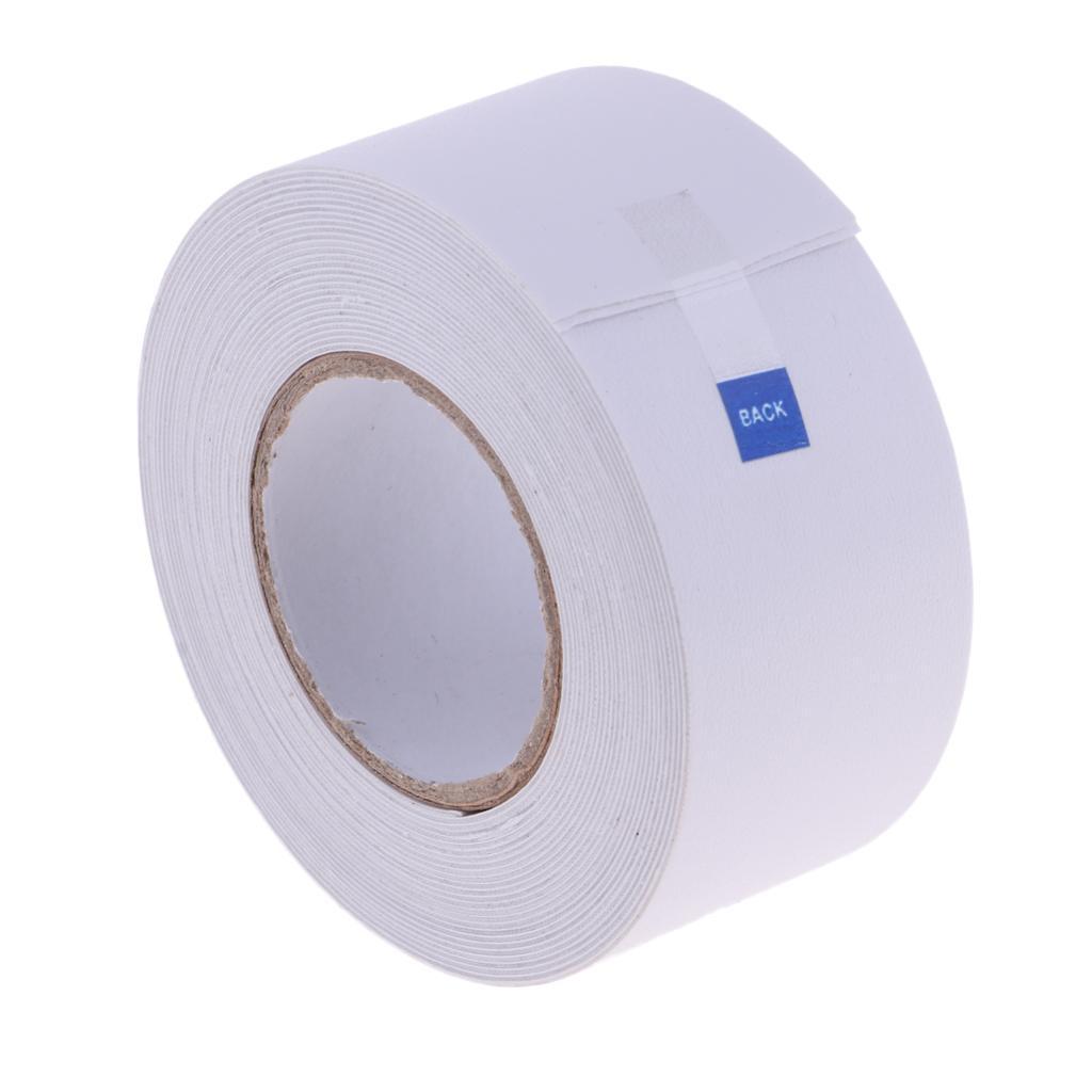5m x 3,5 cm Schläger Sticker Kopfschutzband Aufkleber für Sport Tennis