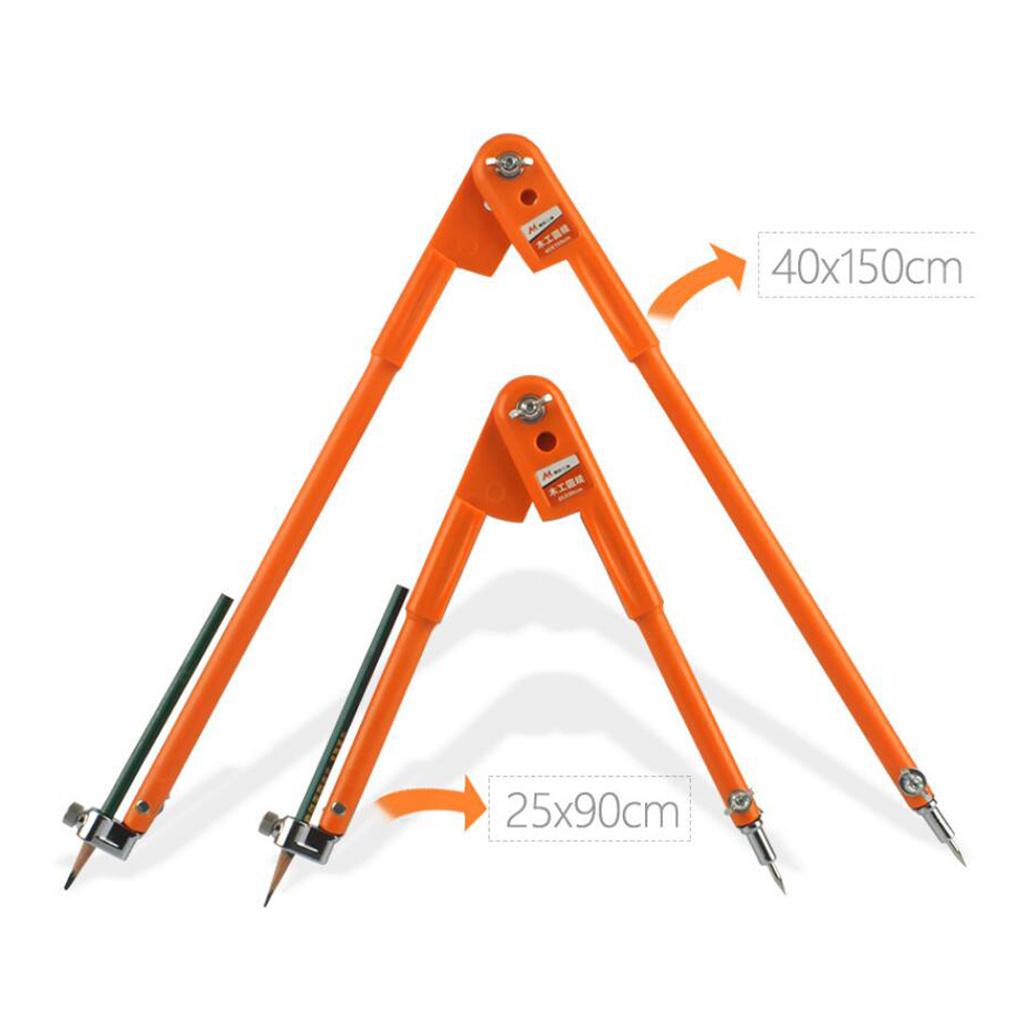 Équerres de charpentier  Précision Porte-crayons menuisier