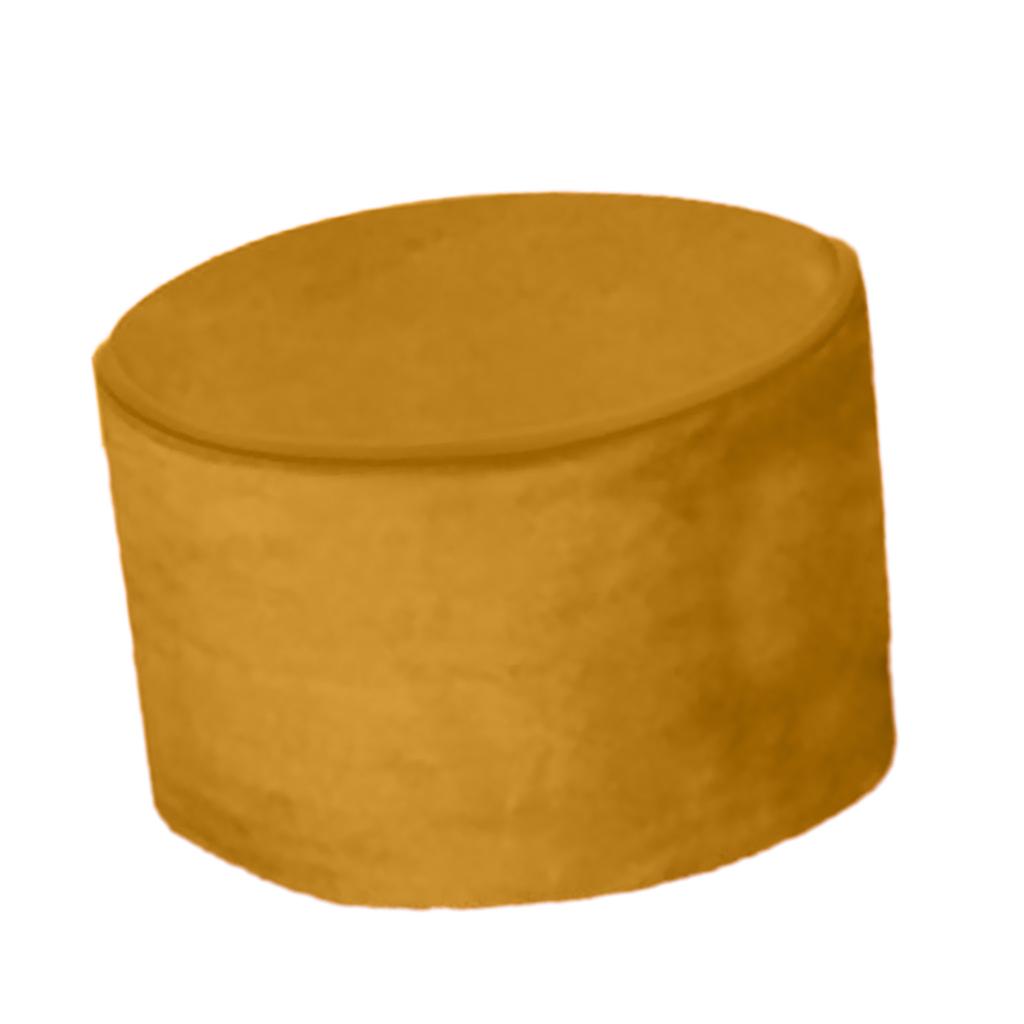 Soft Pouf Footrest Bean Bag Cover Children/'s Chair Toy Storage Bag Organizer