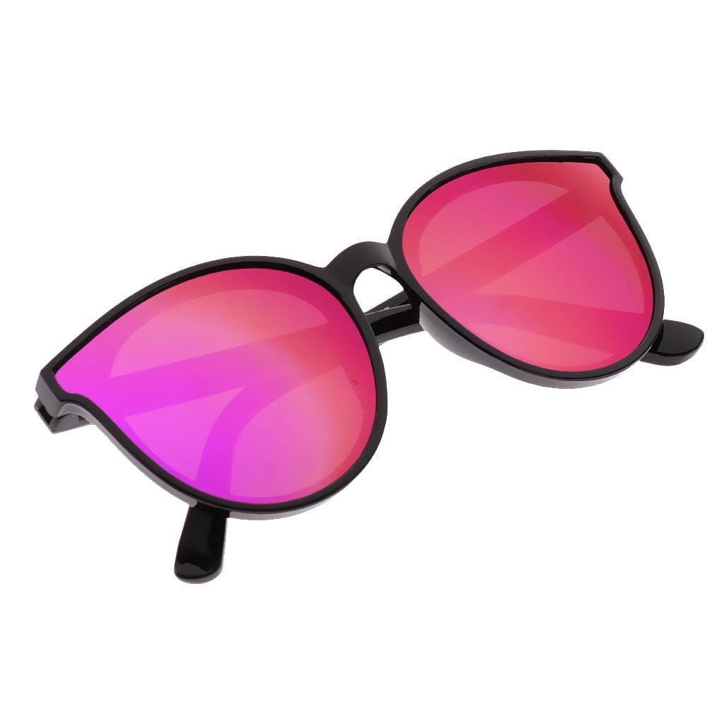 KIDS Outdoor Sunglasses Baby Boys Girls Classic Retro UV400 Mirrored Eyewear