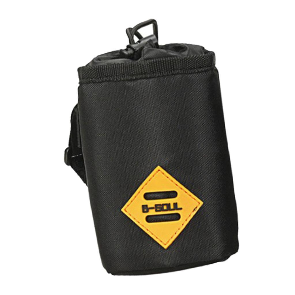 Water Bottle Bag Riding Bicycle Kettle Pouch Camping Hiking Carrying Bag