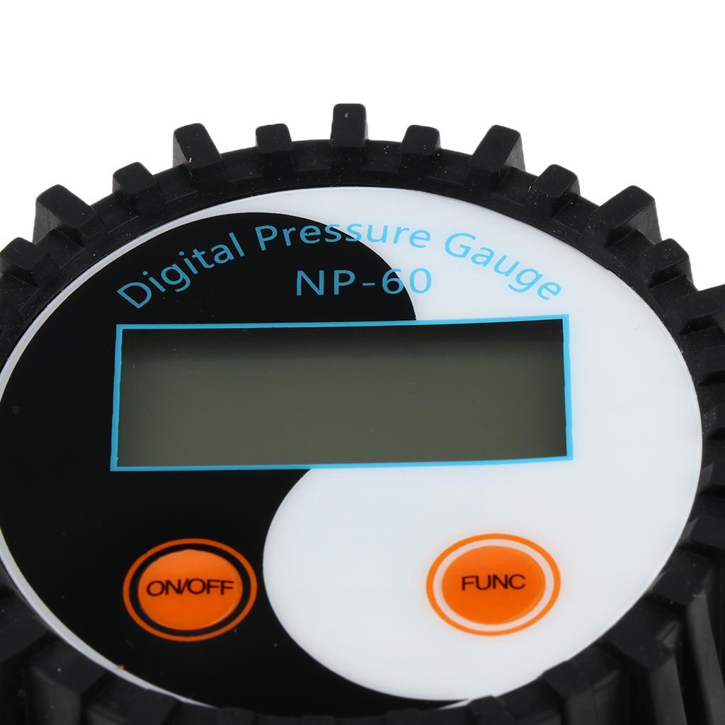 Digitale Manometer Für Fahrzeug Zubehör