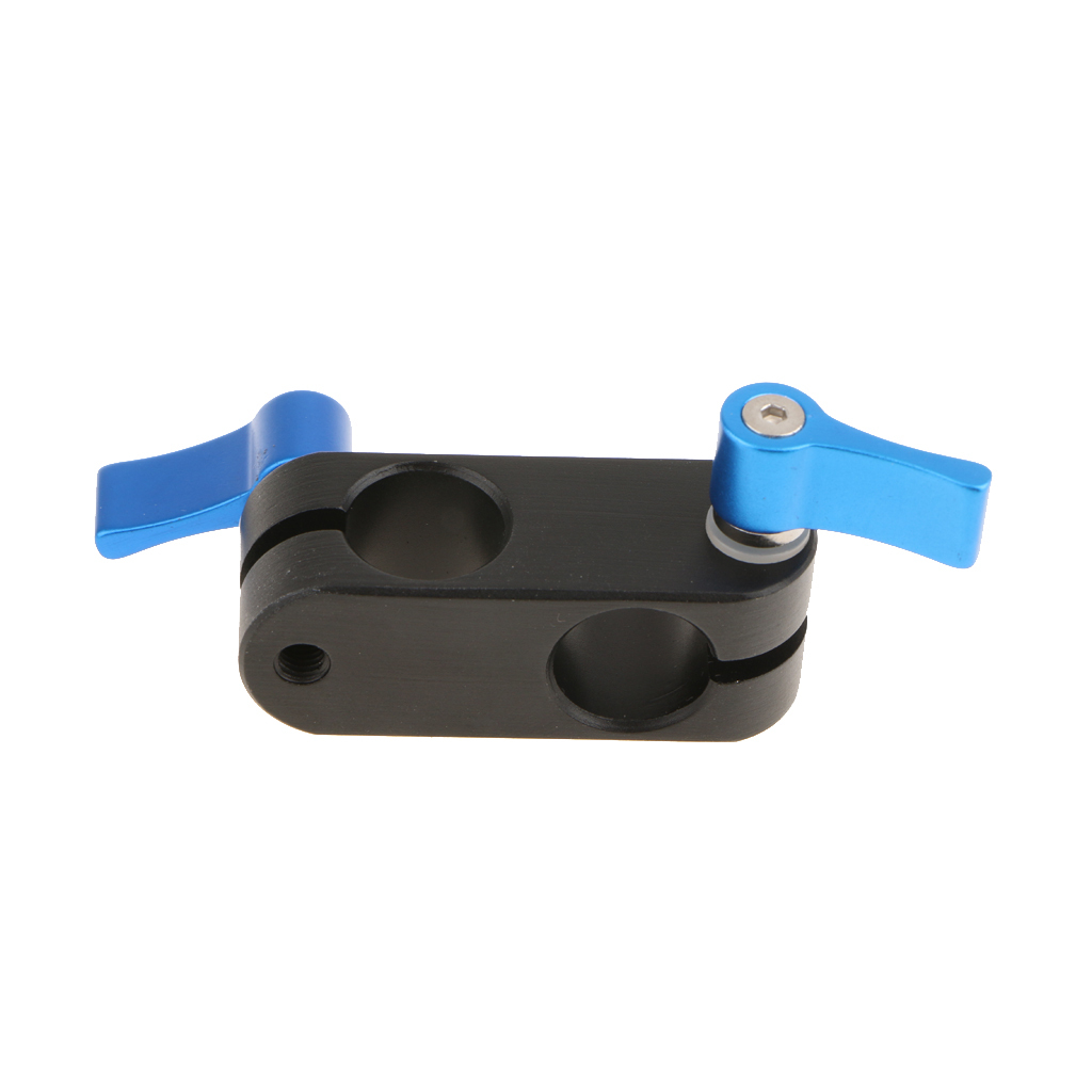 15mm drehen rechten Winkel 90 Grad Stabklemme Adapter Unterstützung für