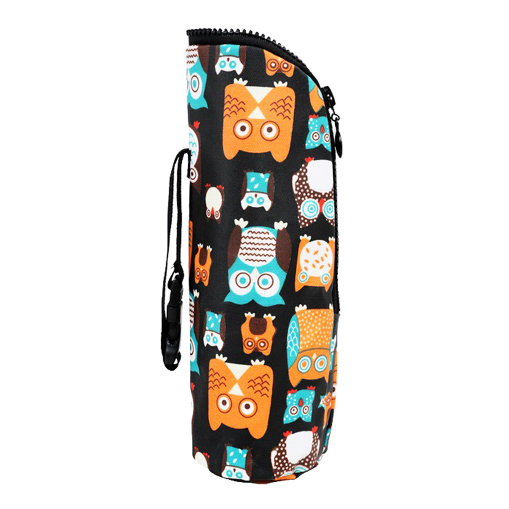Tasche für Baby Isoliertasche Wärmer Babyflaschen Kinderwagen