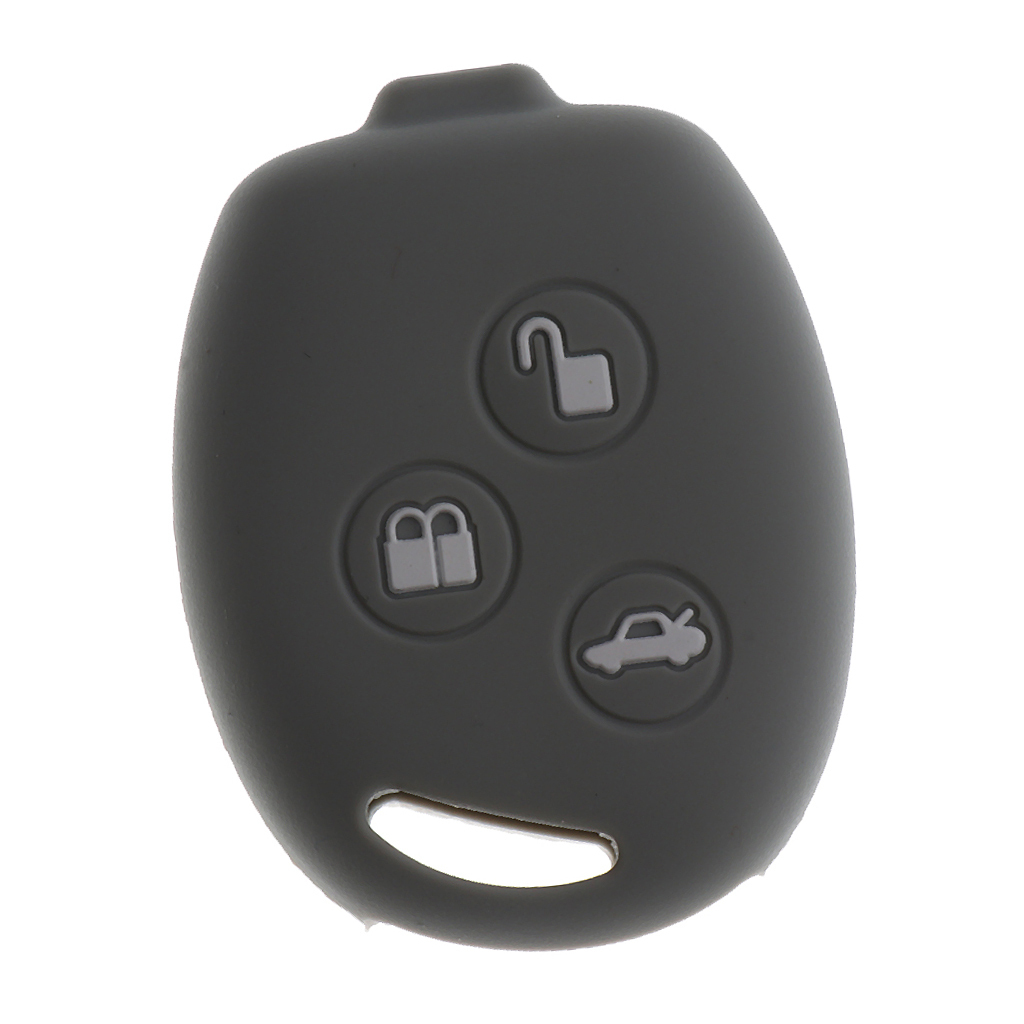 Car Key Housing Case Fob Cover Protection Shield KP-102 for Ford Fiesta