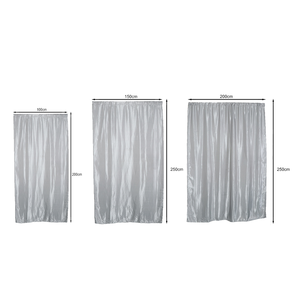 SMOOTH SATIN GROMMET//SLOT TOP THERMAL LINED BLACKOUT WINDOW CURTAIN DRAPE PANEL