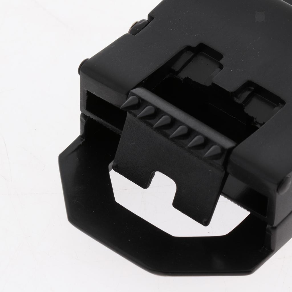Remplacement de boucle de ceinture en métal en cuir de boucle automatique