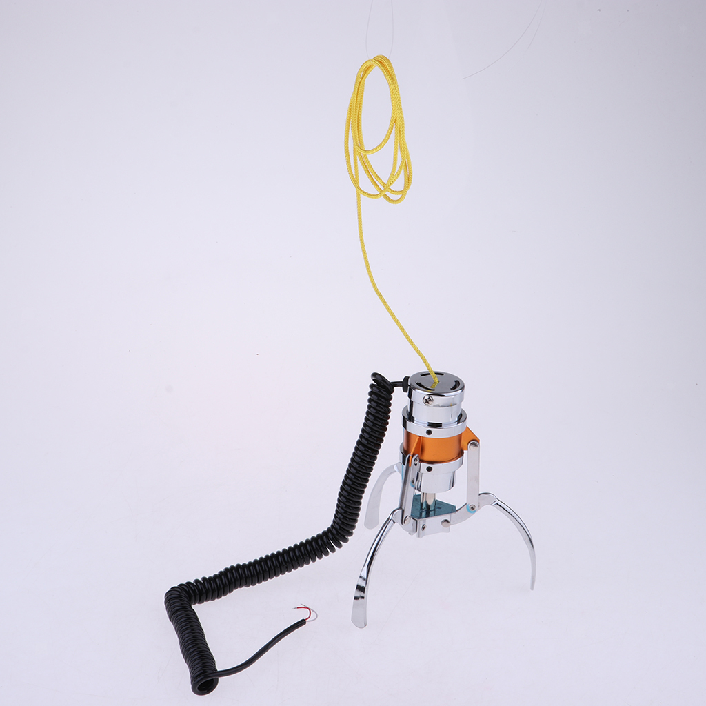 Crane Machine Hands Claw with Coil DIY Kits for Kids Game Machine Spare Part