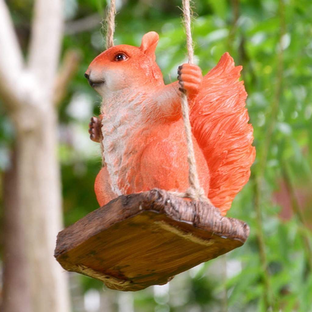 Simulation Resin Statue Animal Ornament Large Craft Home Display Garden