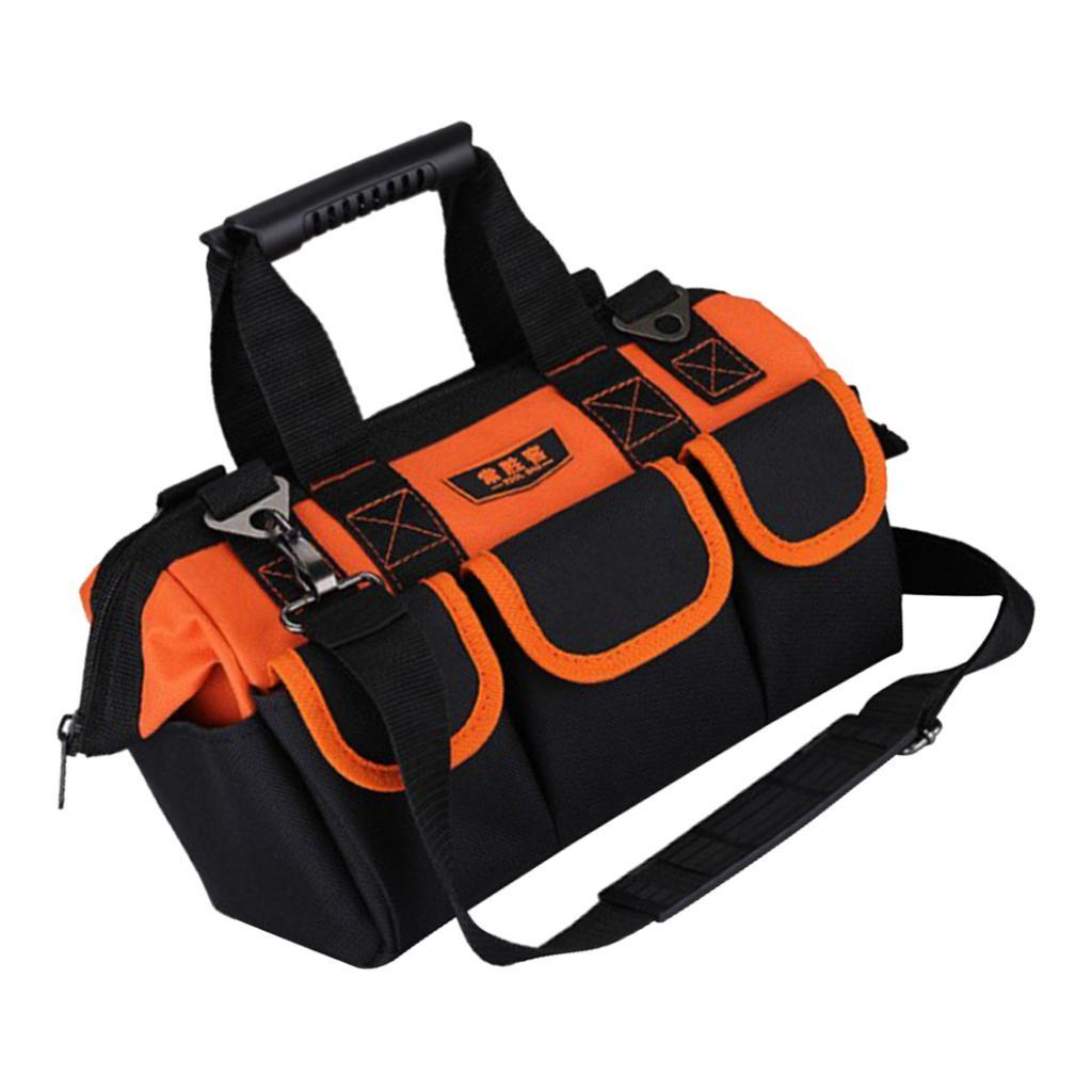 Multi Compartment Pocket Tools Bag Fits for Electricians,Carpenters,Workers