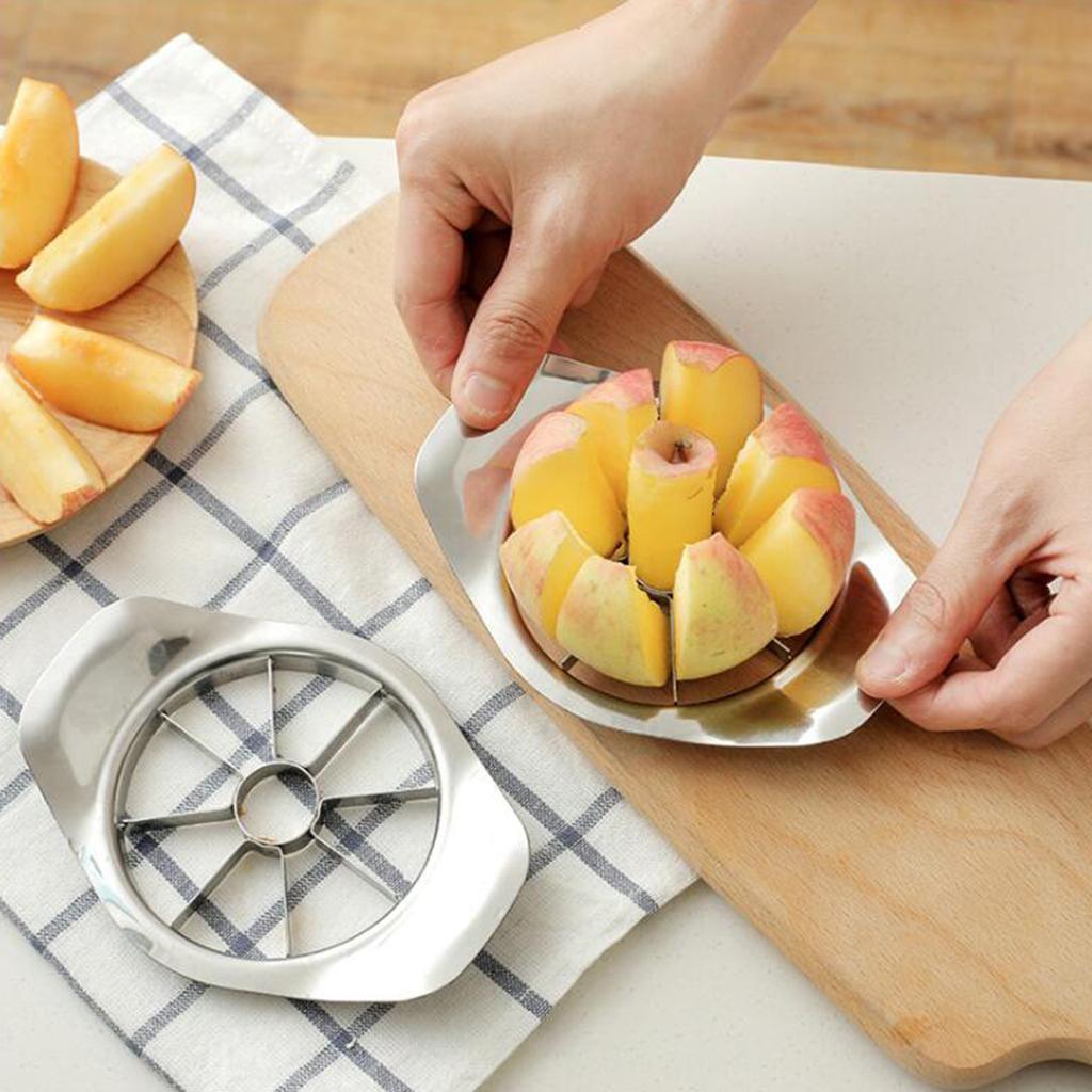 Acier Inoxydable Mango Carottier Fruit Trancheuse Pitter Apple Cutter Gadget De Cuisine