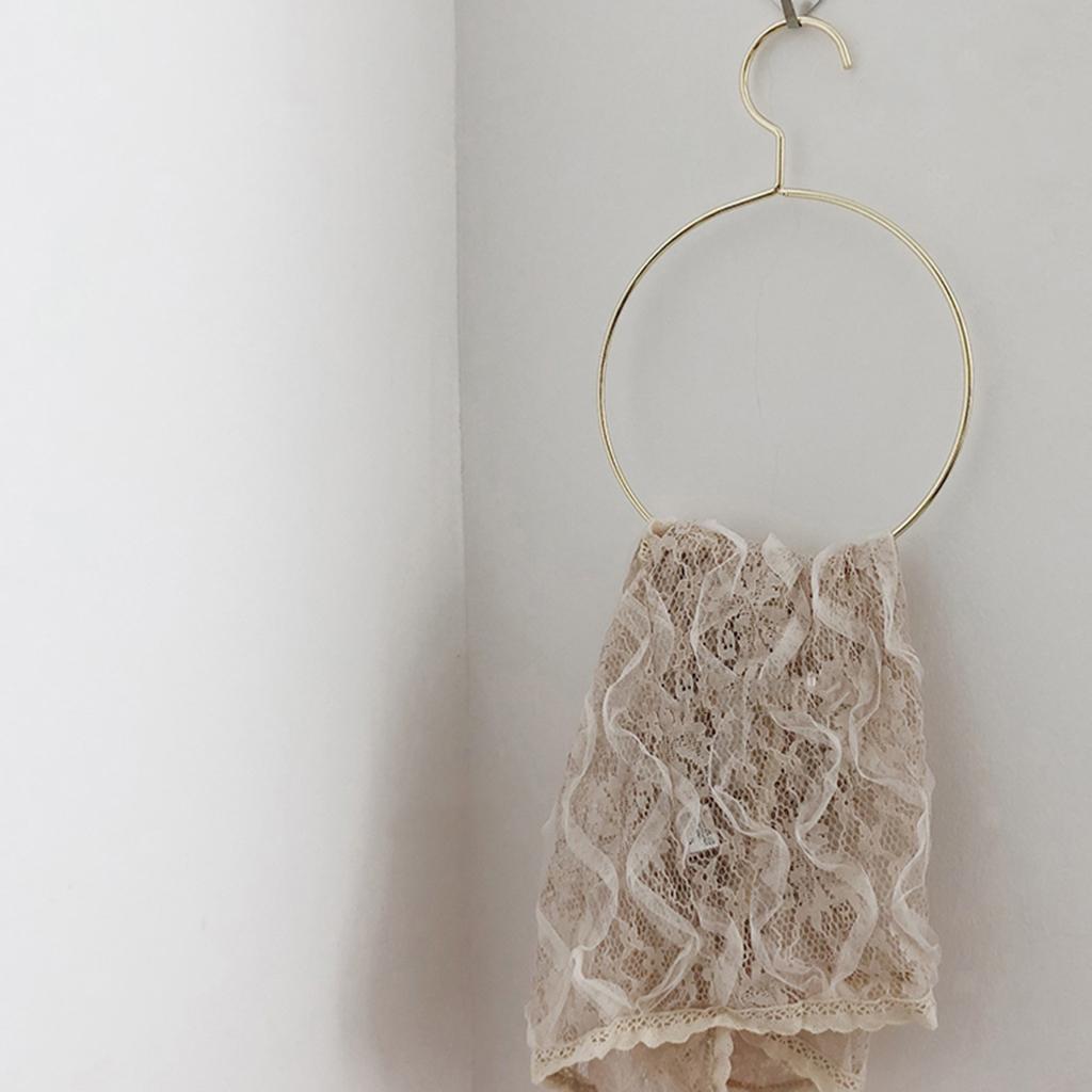 Kleiderbügel Metall Garderobenbügel für Trockene und nasse Kleidung