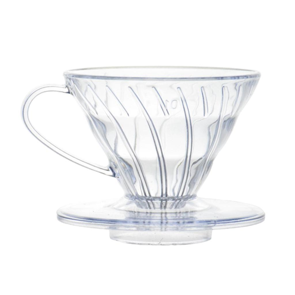 Kunststoff Kaffeefilterbehälter bis 4 Tassen