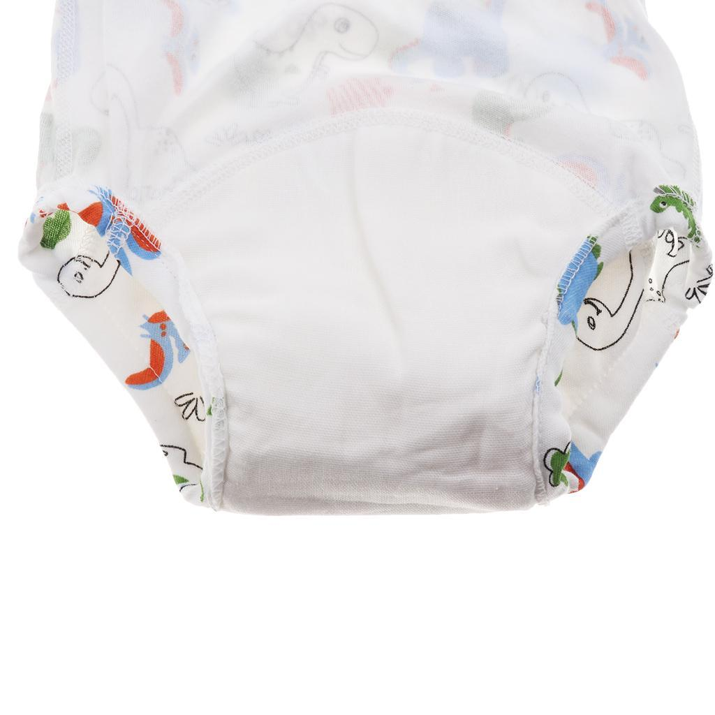 Prettyia Child  Pants Boys Girls Reusable Nappy Pull Up Diapers