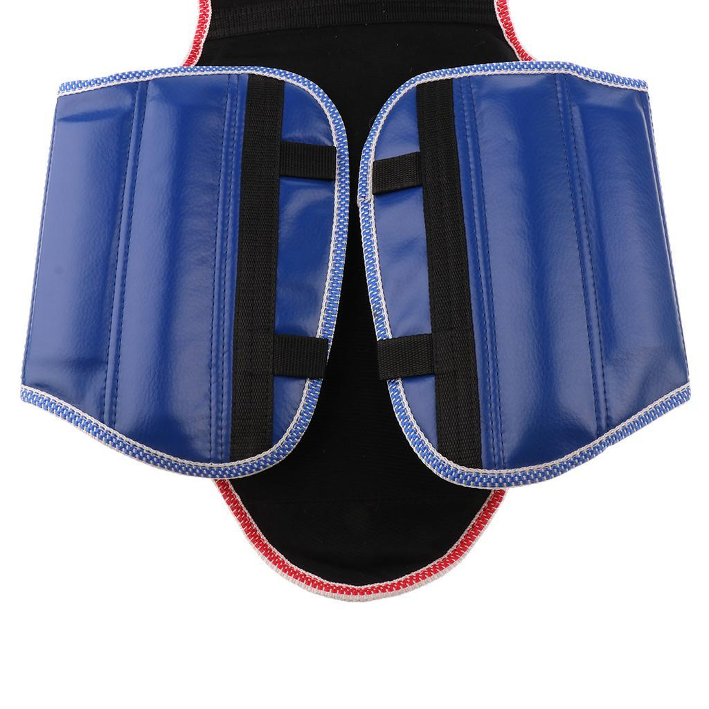 5PCS Kids Sparring Gear Set Boxing MMA Head Chest Leg Groin Guard Protector