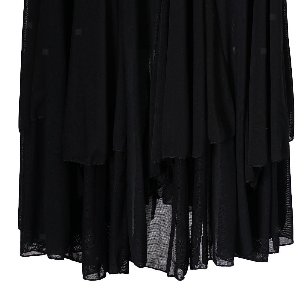 nouvelle robe de danse de salon carré grande robe de danse jupe de swing