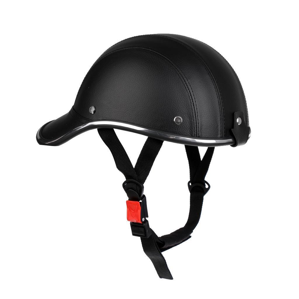 Justierbarer Basmütze Hut Schutzhelm für das Reiten radfahrenfahrrad