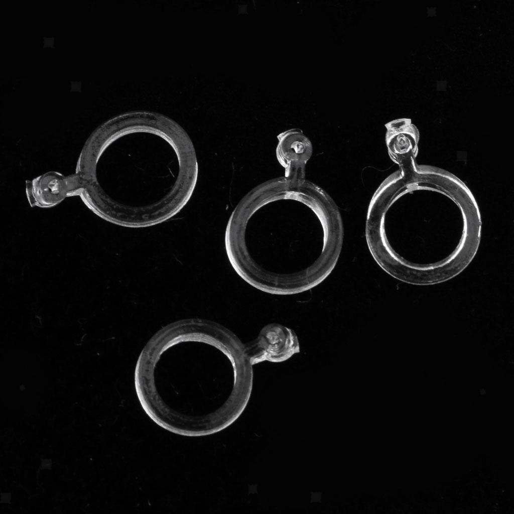 100 stücke 3mm 5mm 7mm Elastische Köder Bands Boilie Pellet Gummi Ringe