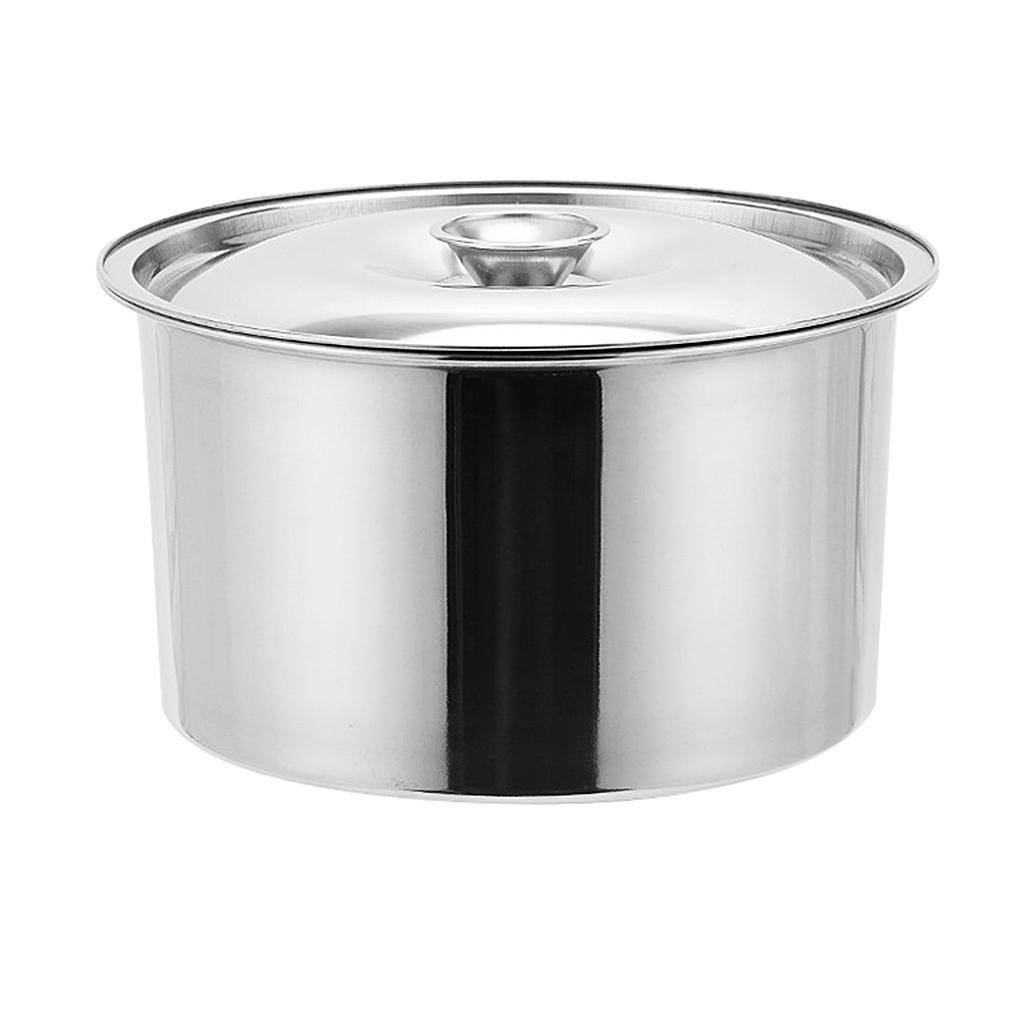 Hotel Table Flavor Condiment Pot Salz Gewürzglas Suppe serviert mit Deckel