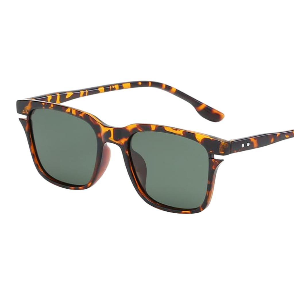 Polarized Sunglass for Women Men Vintage Style 100/% UV400 Protection Shades