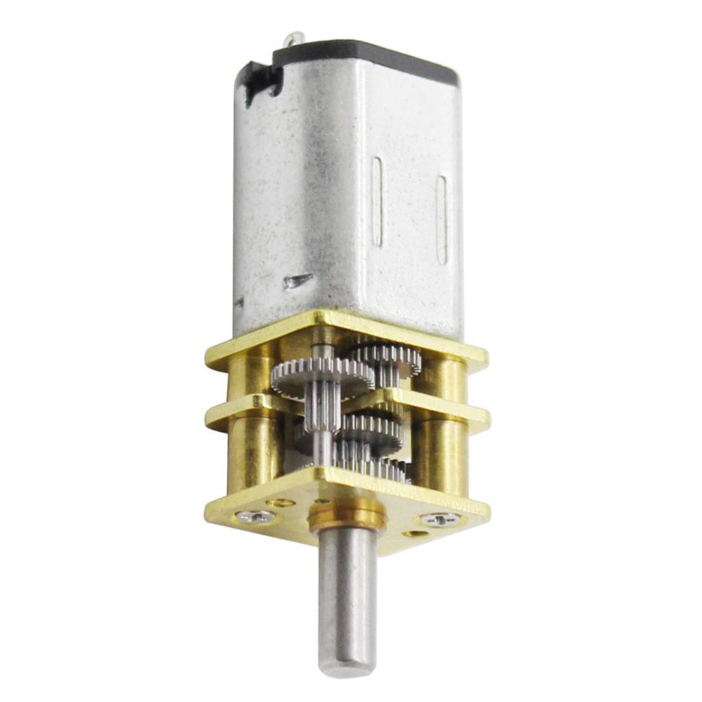 34 x aus Metall Mini Motor Getriebemotor Gleichstrommotor Elektromotor ca