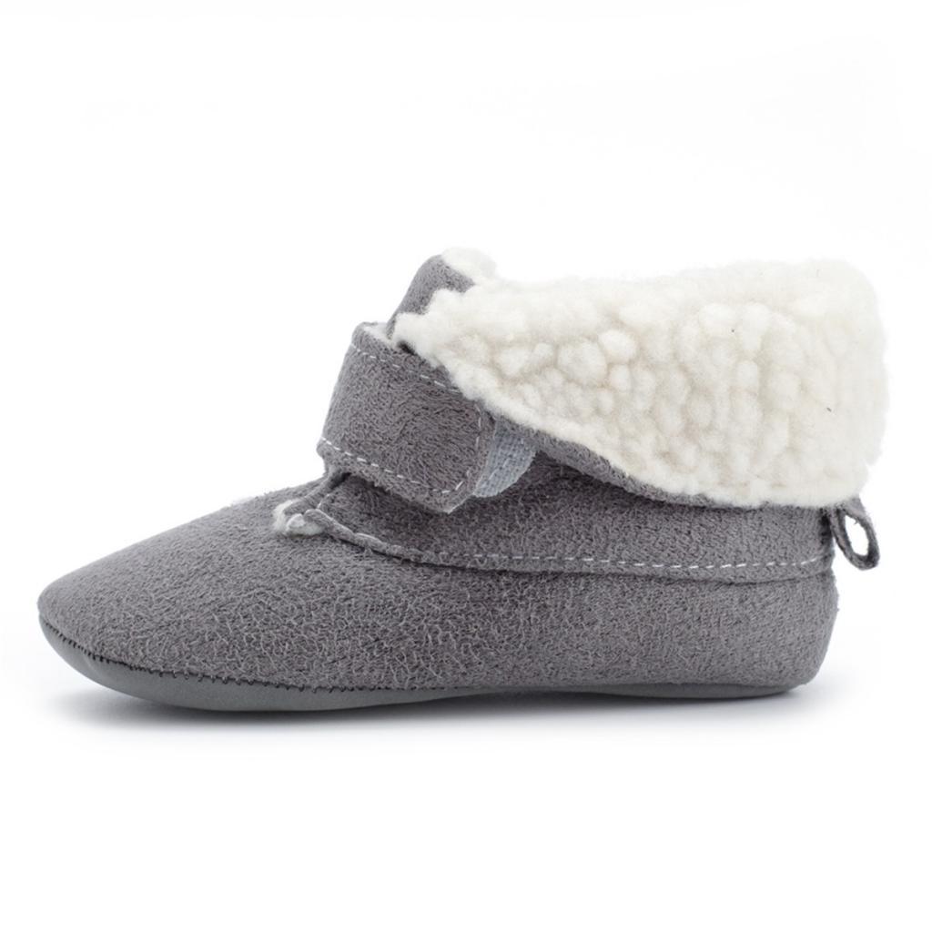 Babyschuhe Babystiefel Schuhe weiche Stiefel Prewalker warme Winterstiefel