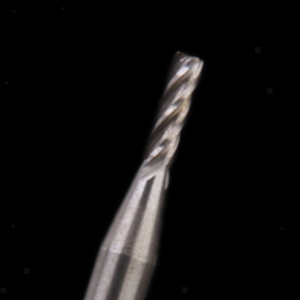 High Speed Steel End Milling Cutter Various Size 2 4-Flute 1.5mm to 8mm