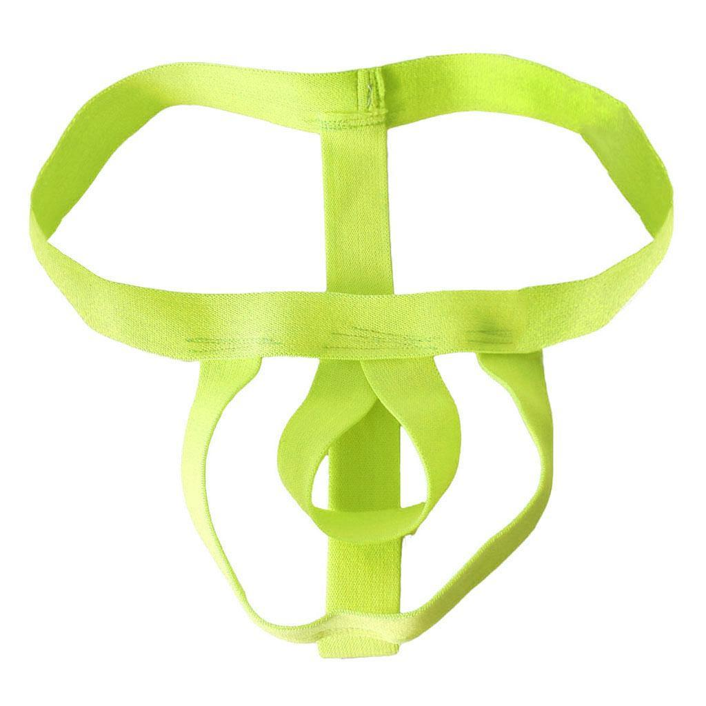 Novelty Shorts Mens Jockstrap Pouch Underwear Low Rise Briefs G-String Thongs