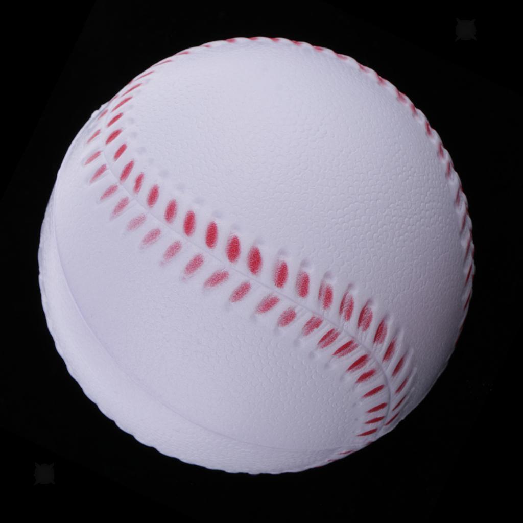 Soft Elastic Ball Baseball Practice Trainning Softball Sport Team Game Ball