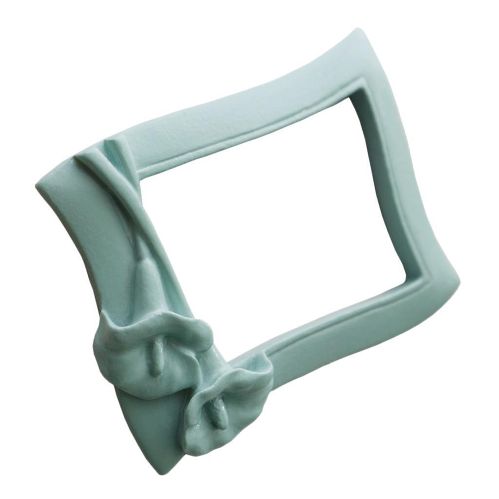 bleu Calla Design pour la décoration Mini cadre photo photo rose