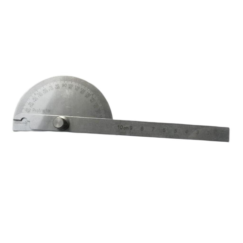 Top Schmiege Winkelmesser Gradmesser Winkelschmiege aus Edelstahl