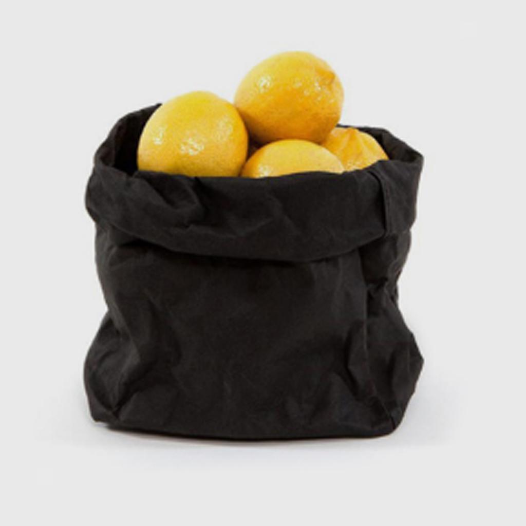 Kraft papier Légumes Sac De Rangement Plante Pot De Fleur Organisateur Sac 4 Couleurs