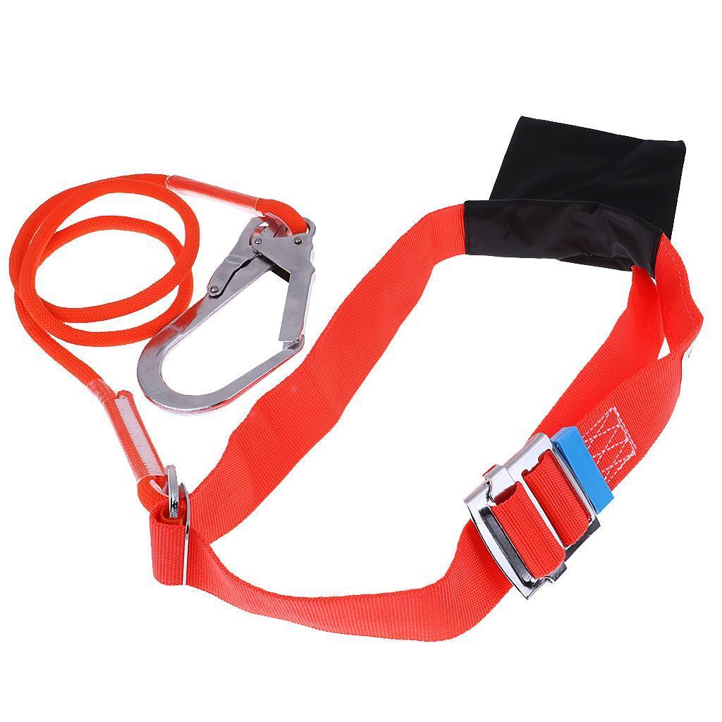 Profession Body Safety Rock Climbing Arborist Rappelling Harness Belt Strap