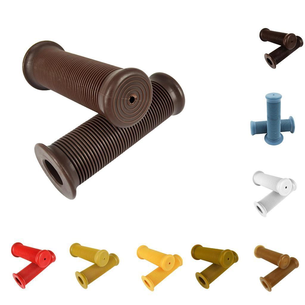 2x Throttle Control handlebar Grips 22//24mm for Most Motorcycle