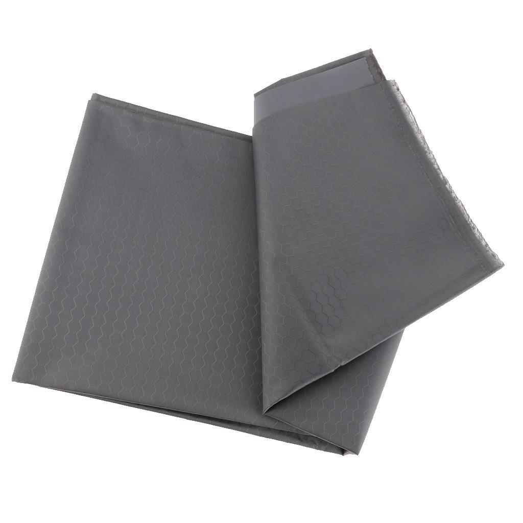 1 Meter Hexagon Pattern Waterproof PVC Coated Fabric Outdoor Bag Cover Material