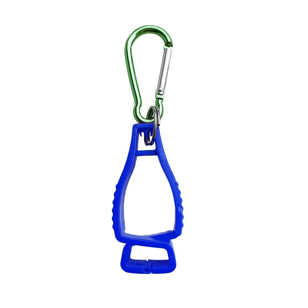 Handschuh Clip Schutzbügel Aufhänger Schutz Arbeit Arbeit Klemme Greifer
