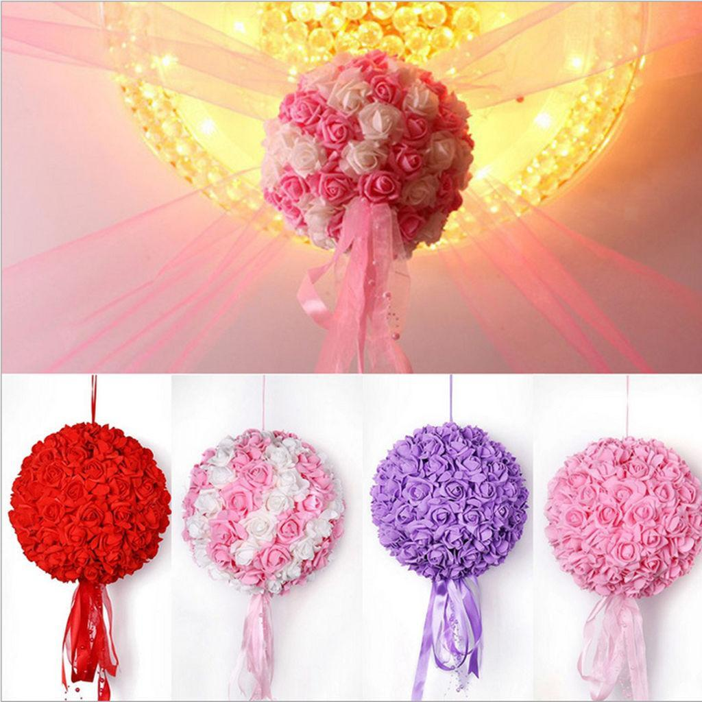 150mm-250mm White Solid Styrofoam Foam Ball for DIY Flower Ball Wedding Craft