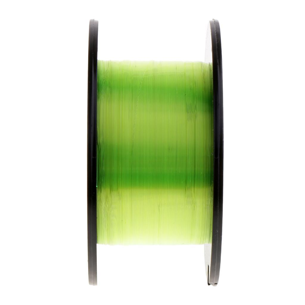 200m Invisible Nylon Fishing Line Superpower Fishing Monofilament Mono Line