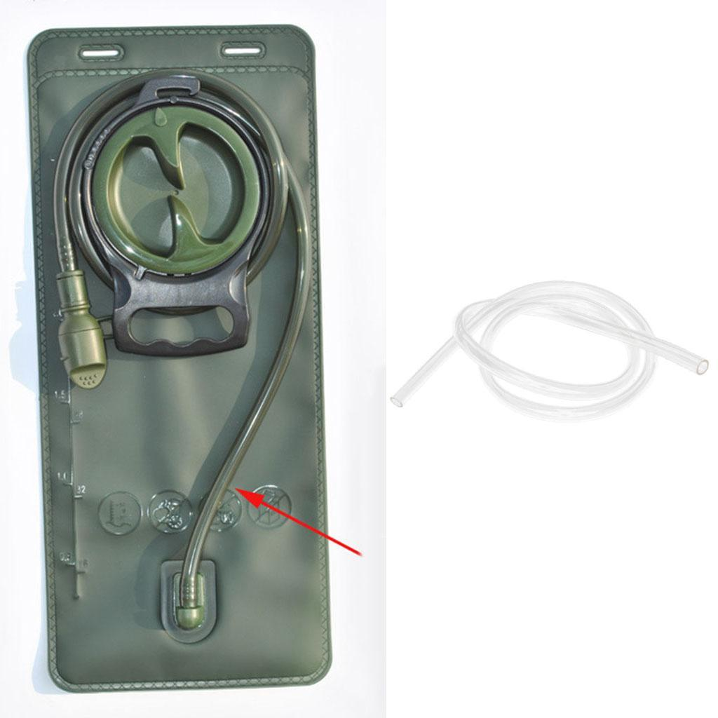 96cm Hydration Pack Drink Pipe Water Bladder Drinking Tube Replacement Hose