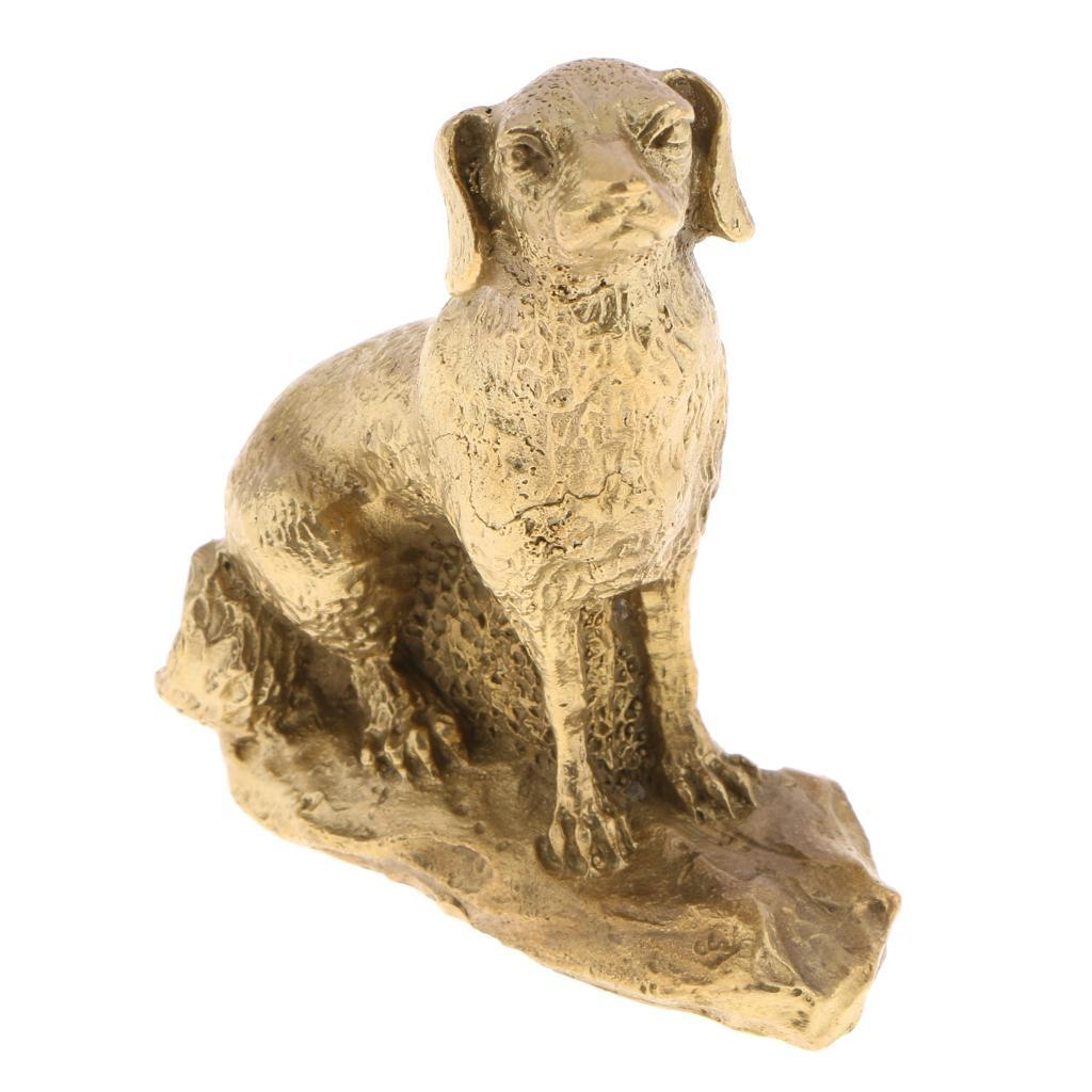 LUCKY Wealth Chinese Zodiac Animal Statue Figurine Home Fengshui Decor.