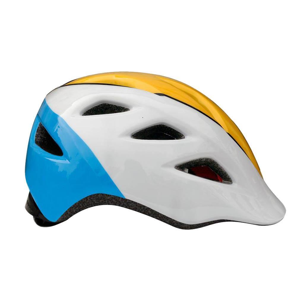 Lightweight Cap Impact Absorb Protect Gear Kids Junior Safety Crash Helmet