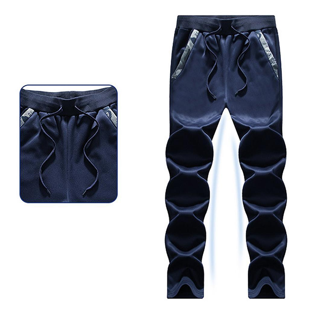 Para hombres invierno engrosada Cálido Jogging Chándal Completo Conjunto De Terciopelo Chándal Con Capucha