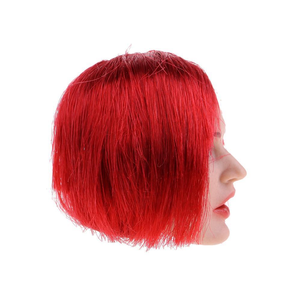 1:6 Europäisches Headsculpt Kopf Sculpt für CY Phicen Weibliche Action Figur