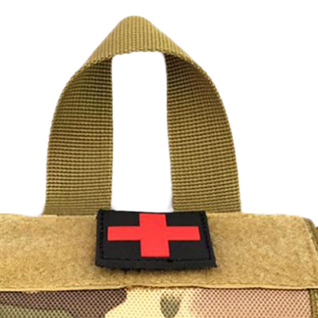 Sacoche utilitaire médicale pour sacoche de premiers secours MOLLE