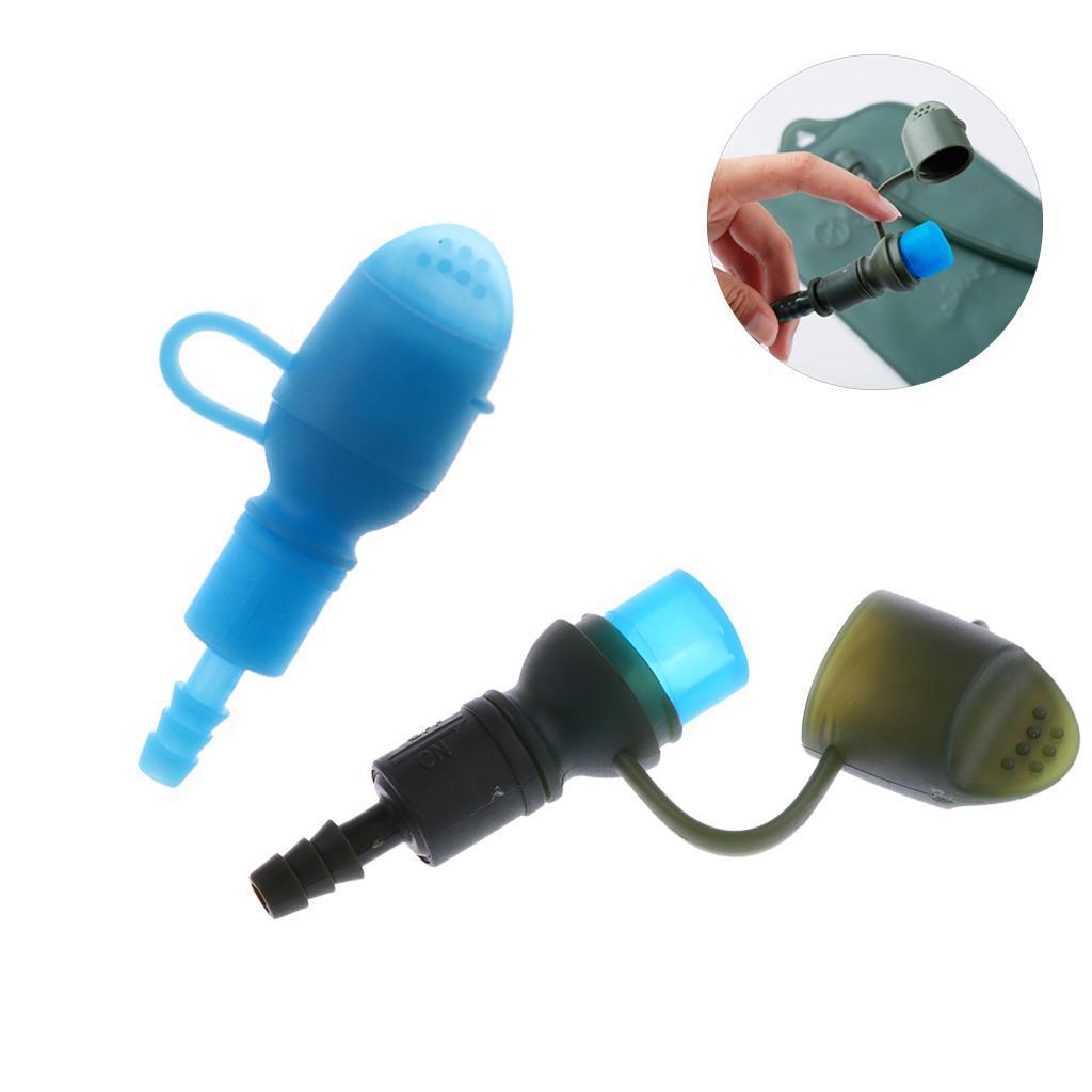 Trinkblasen Mundstück Bite Valve Trinkbeutel Ersatzteil für Sport