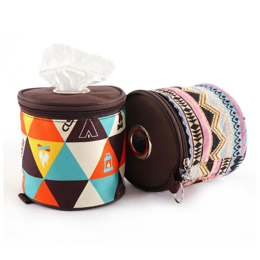 Camping Toilettenpapier Tasche Beutel Taschentuch Aufbewahrungstasche Sack