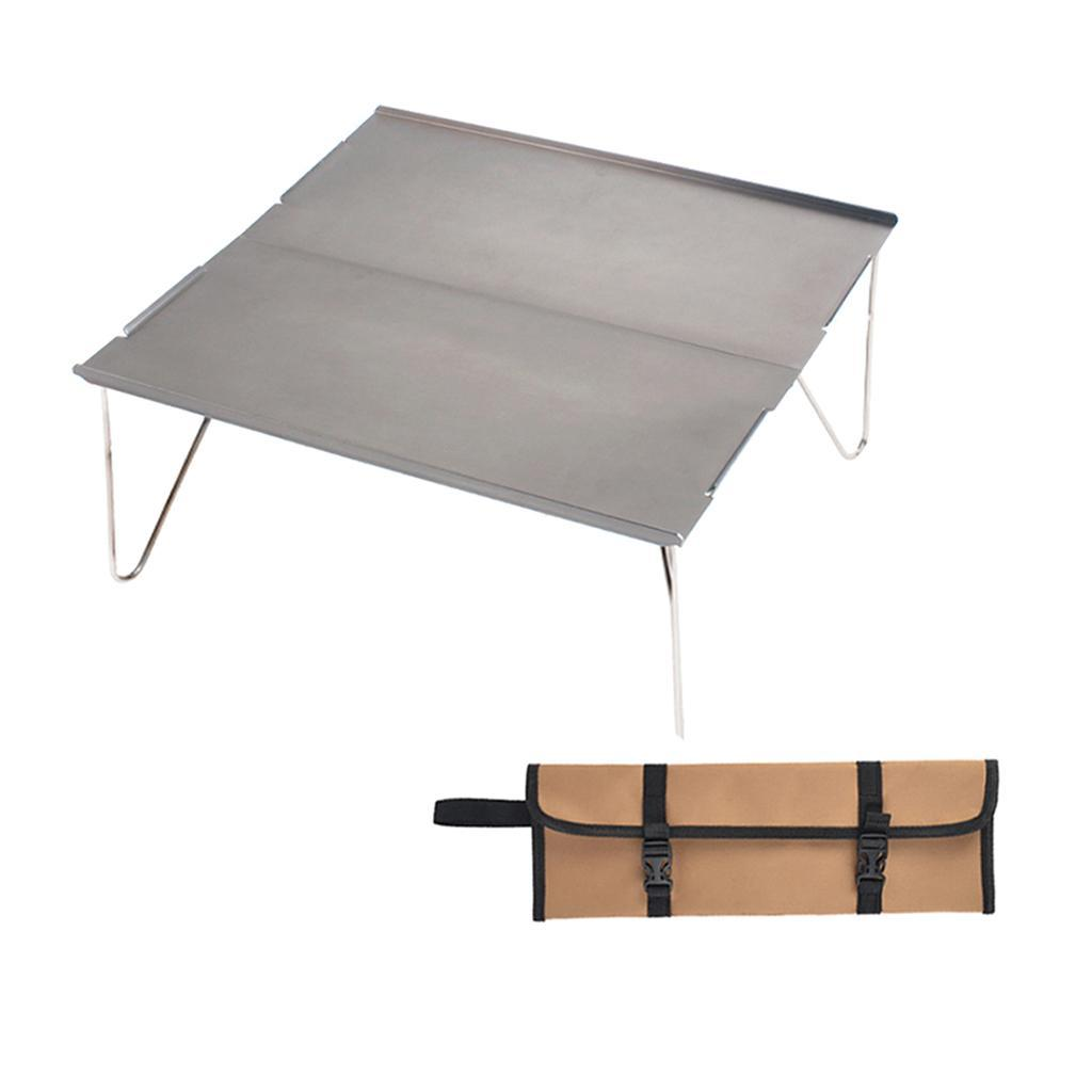Small Portable Folding Table Kitchen Picnic Camping Dining Drinking Desk 1
