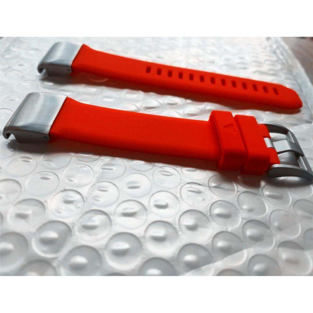 22mm Silikon Uhrenarmbänder Armband Quick-Release für Garmin fenix5 935 Zubehör